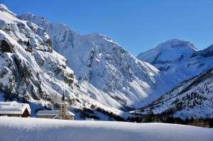 La Champagny in the Winter