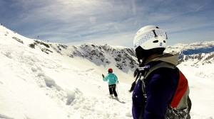 Kirsty Off-piste